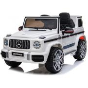 Электромобиль Mercedes-Benz G63 AMG White 12V