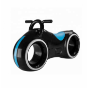 Беговел Star One Scooter - DB002-BLACK-BLUE