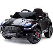 Детский электромобиль Porsche Macan Style 12V - HL-1518-BLACK