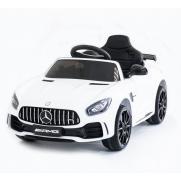 Детский электромобиль Mercedes Benz AMG GT R 2.4G - White