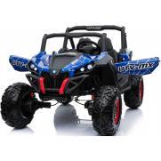 Двухместный полноприводный электромобиль Blue Spider UTV-MX Buggy 12V