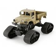 Радиоуправляемый гусеничный краулер-амфибия 4WD 1:12