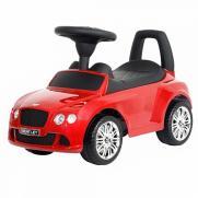 Толокар каталка Bentley Continental GTC V8 Red