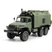 Радиоуправляемый внедорожник Военный грузовик Урал 4WD 1:16 2.4G