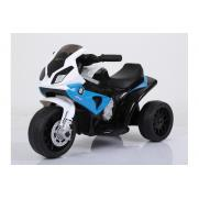 Детский мотоцикл на аккумуляторе BMW S1000PR Jiajia JT5188-Blue
