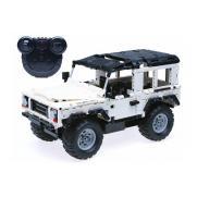 Конструктор Double E Cada Technics, модель Land Rover, 533 детали, пульт управления