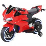 Детский электромобиль - мотоцикл Ducati Red - SX1628-G