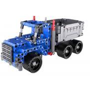 Конструктор грузовик c инерционным механизмом, 301 деталь