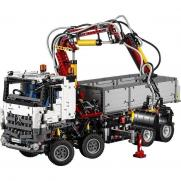 Конструктор Lepin Technics грузовик Mercedes-Benz Arocs