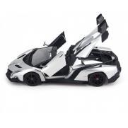Радиоуправляемая машина MZ Lamborghini Veneno Cabrio Silver 1:14