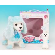 """Радиоуправляемый щенок """"Пудель"""" (23 см, звук, игрушка для девочек)"""