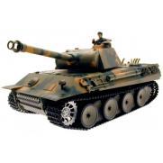 Радиоуправляемый танк Пантера 1:16 Heng Long Panther 3819-1 с дымом, звуком (шарики, 45 см)