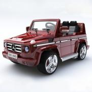 Детский электромобиль радиоуправляемый Mercedes/Мерседес AMG 12V (2 мотора, 8 км/ч, 2 скорости)