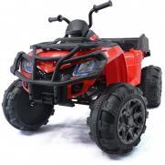 Детский квадроцикл Grizzly Next Red 4WD с пультом управления 2.4G