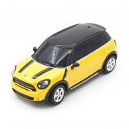 Радиоуправляемая машина Rastar Mini Countryman Yellow 1:24