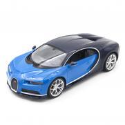 Радиоуправляемая машина Rastar Veyron Chiron Blue 1:14 - RAS-75700-B