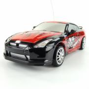 Машинка для дрифта на радиоуправлении Nissan Skyline GT-R (полный привод, 15 см)