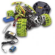 Радиоуправляемый конструктор машина 2.4G (40 км/ч, ударопрочная)