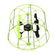 Радиоуправляемый квадрокоптер-вертолет 2.4GHz - HM1307 (подсветка, гироскоп, 23 см, до 50 м)