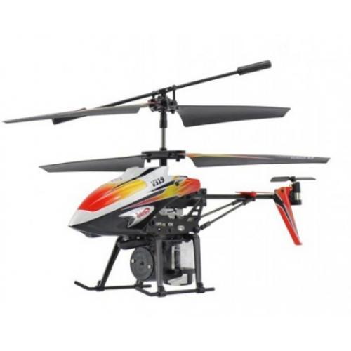 Радиоуправляемый вертолет с водяной пушкой (gyro, до 15 м, 23 см)