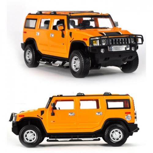Радиоуправляемая машина Hummer H2 1:14 (35 см, 4WD, до 30 м)