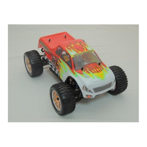 Радиоуправляемый внедорожник Бронтозавр PRO 2.4G 1:10 (4WD, 40 км/ч, 40 см, дифференциалы)
