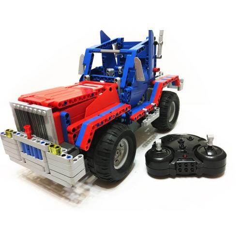 Радиоуправляемый конструктор грузовик Technics 2 в 1