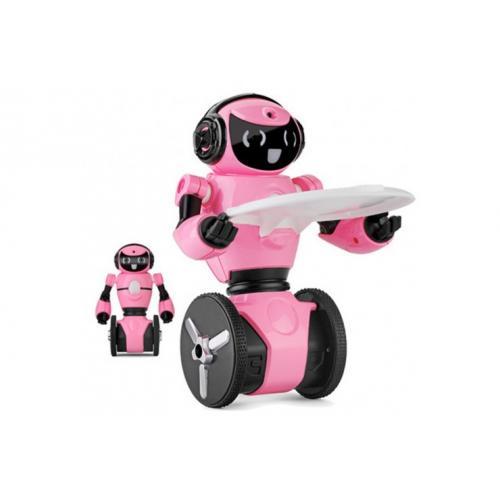 Интеллектуальный радиоуправляемый робот с гиростабилизацией (свет, звук, 19 см)