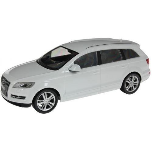 Радиоуправляемая машина Audi Q7 1:14 белая (аккум.)