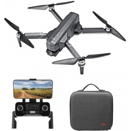 Квадрокоптер с камерой 4K PRO 2-AXIS 5G GPS складной, с сумкой (45 см, видео до 800 м, дальность до 1,5 км)