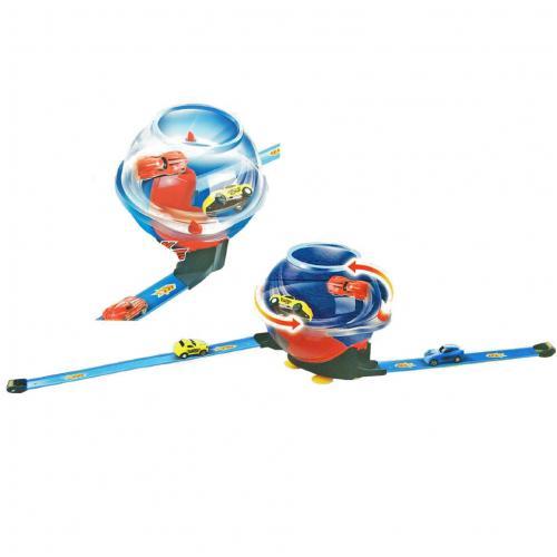 Детский пусковой трек Track Racing (длина 150 см)