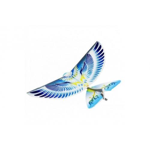 Радиоуправляемая игрушка Летающая птица (свет, 22 см)