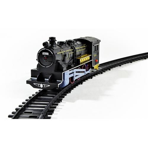 Железная дорога - конструктор (350 деталей)