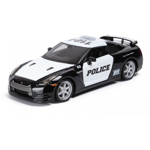 Металлическая модель Maisto Nissan GT-R (R35) 2009 1:24 - 31021