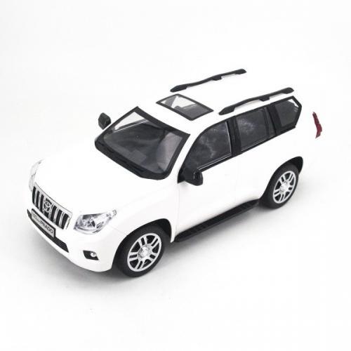 Радиоуправляемый джип Toyota Land Cruiser Prado White 1:12 - 1050-W