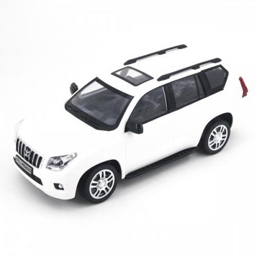 Радиоуправляемый джип Toyota Land Cruiser Prado White 1:16 - 1052-W