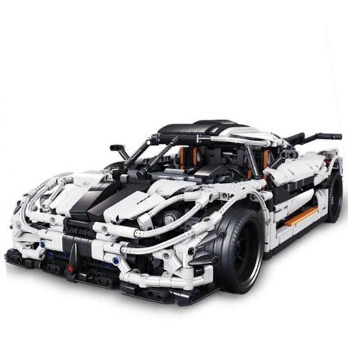 Конструктор Lepin Technics 23002 Супер-кар Кенигсегг