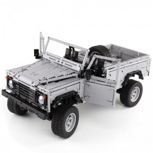 Конструктор Technics Land-Rover