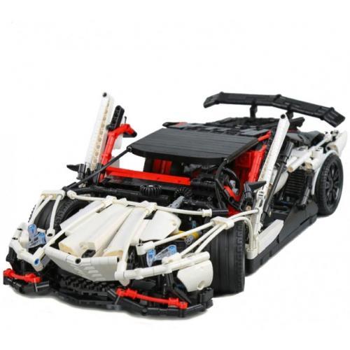 Конструктор Lepin Technics 23006 Lamborghini Aventador