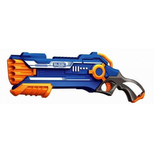 Пистолет с мягкими пулями (2-ой выстрел)