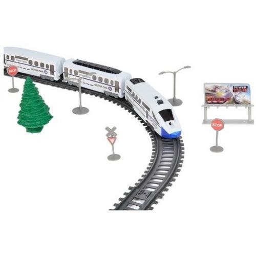 Железная дорога (скоростной поезд, разводной мост, длина 914 см) - BSQ-2181