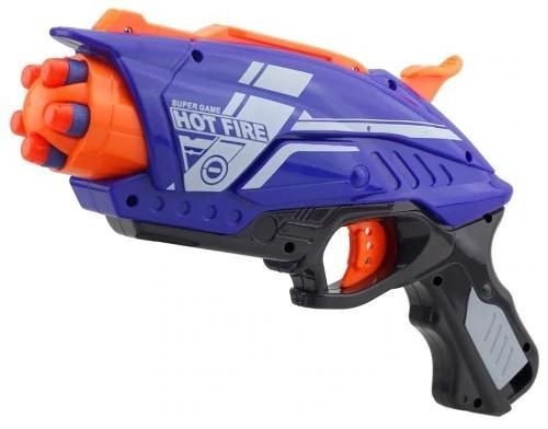"""Пистолет """"BlazeStorm"""" с мягкими пулями"""