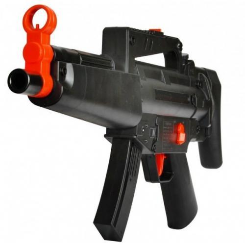 Автомат MP-5 с гелевыми пулями (аккумулятор, 2 режима стрельбы)