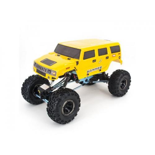 Радиоуправляемый внедорожник краулер 4WD 1:10 (43 см)