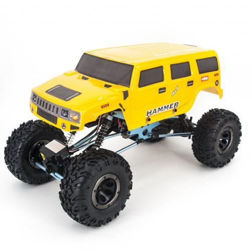 Радиоуправляемый краулер Crawler Car 1:10 2.4G