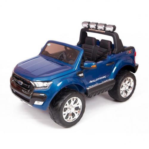 Детский электромобиль Ford Ranger Blue 4WD MP4