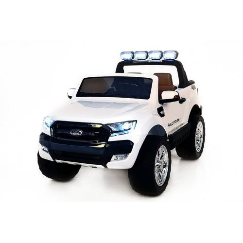Детский электромобиль Ford Ranger White 4WD MP4