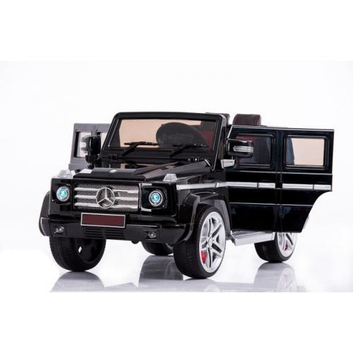 Радиоуправляемый детский электромобиль Mercedes Benz G55 Luxury Black 12V 2.4G