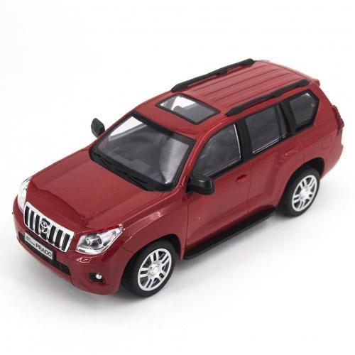 Радиоуправляемый джип Toyota Land Cruiser Prado Red 1:16
