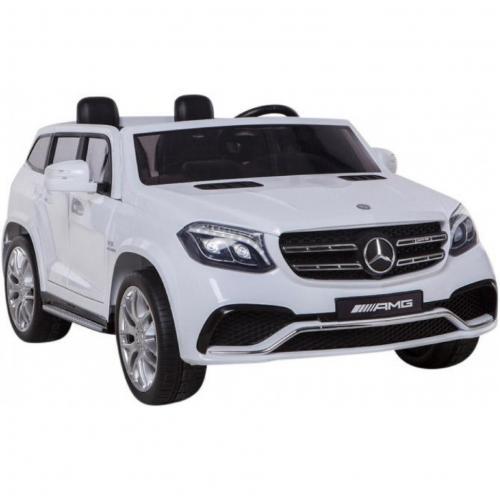 Детский электромобиль Mercedes Benz GLS63 LUXURY 4x4 12V 2.4G - White